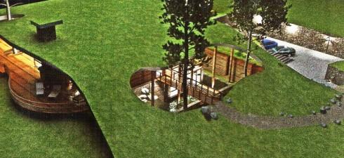 Зелёная усадьба или как формировать ландшафт вашего родового имения