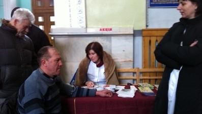 С 12 по 27 марта на вокзалах 15-ти городов Украины: Проект «Майстерня здоров'я». Профилактика простуд